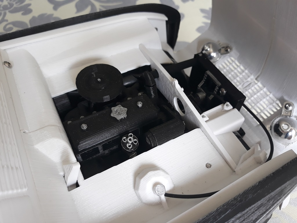 Tamiya CC-01 -  Renault 4 Sinpar 4x4 - ech:1/8 - Impression 3D 114