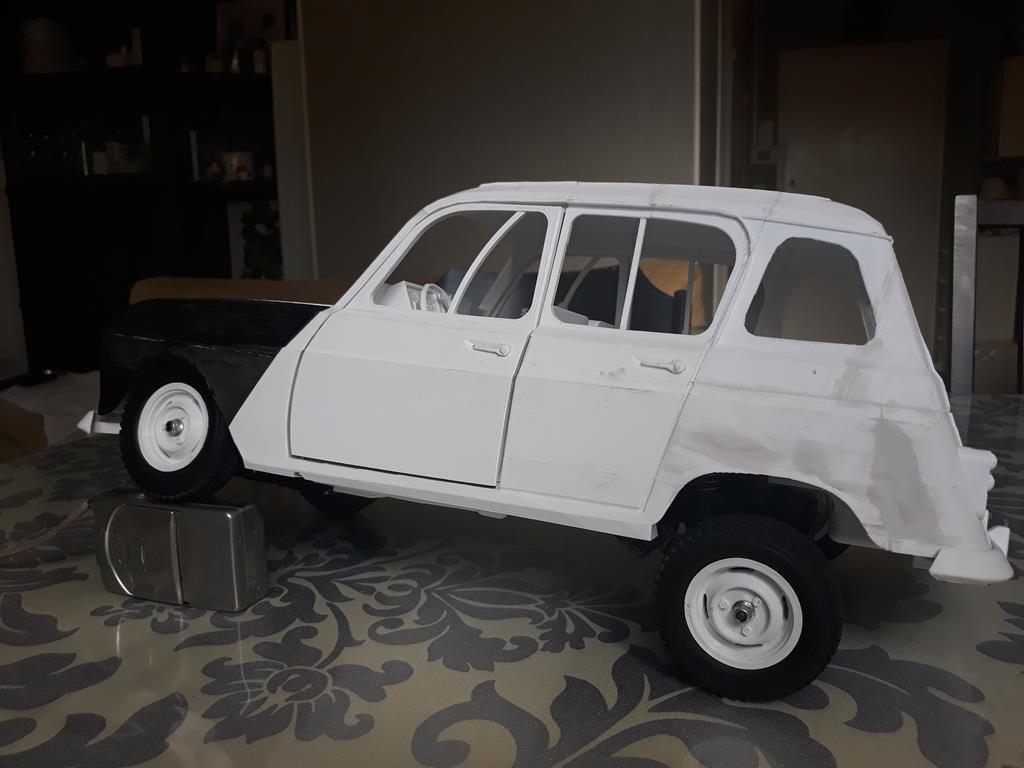 [Tamiya CC-01] Renault 4 Sinpar 4x4 - ech:1/8 - Impression 3D - Page 2 136