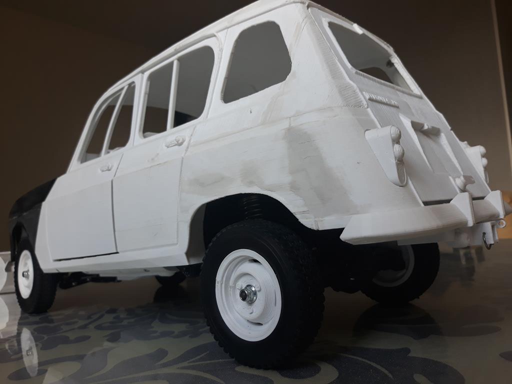 [Tamiya CC-01] Renault 4 Sinpar 4x4 - ech:1/8 - Impression 3D - Page 2 139
