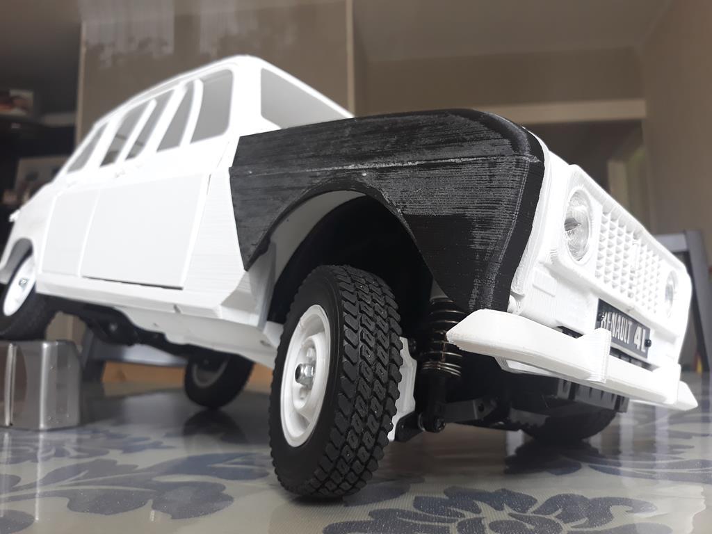[Tamiya CC-01] Renault 4 Sinpar 4x4 - ech:1/8 - Impression 3D - Page 2 144