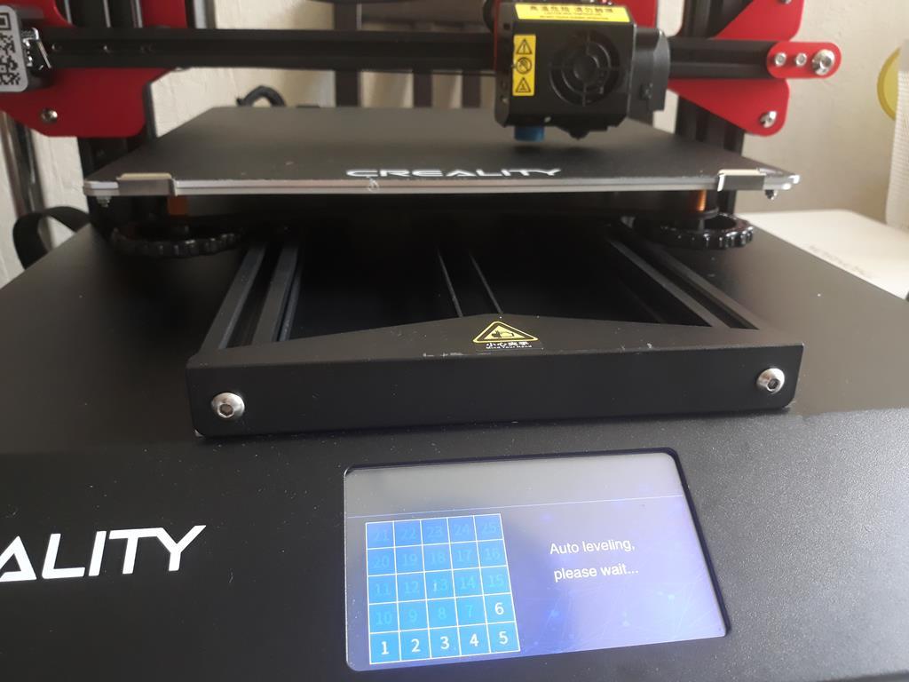 Creality CR10S Pro , mon nouveau jouet 3D 07