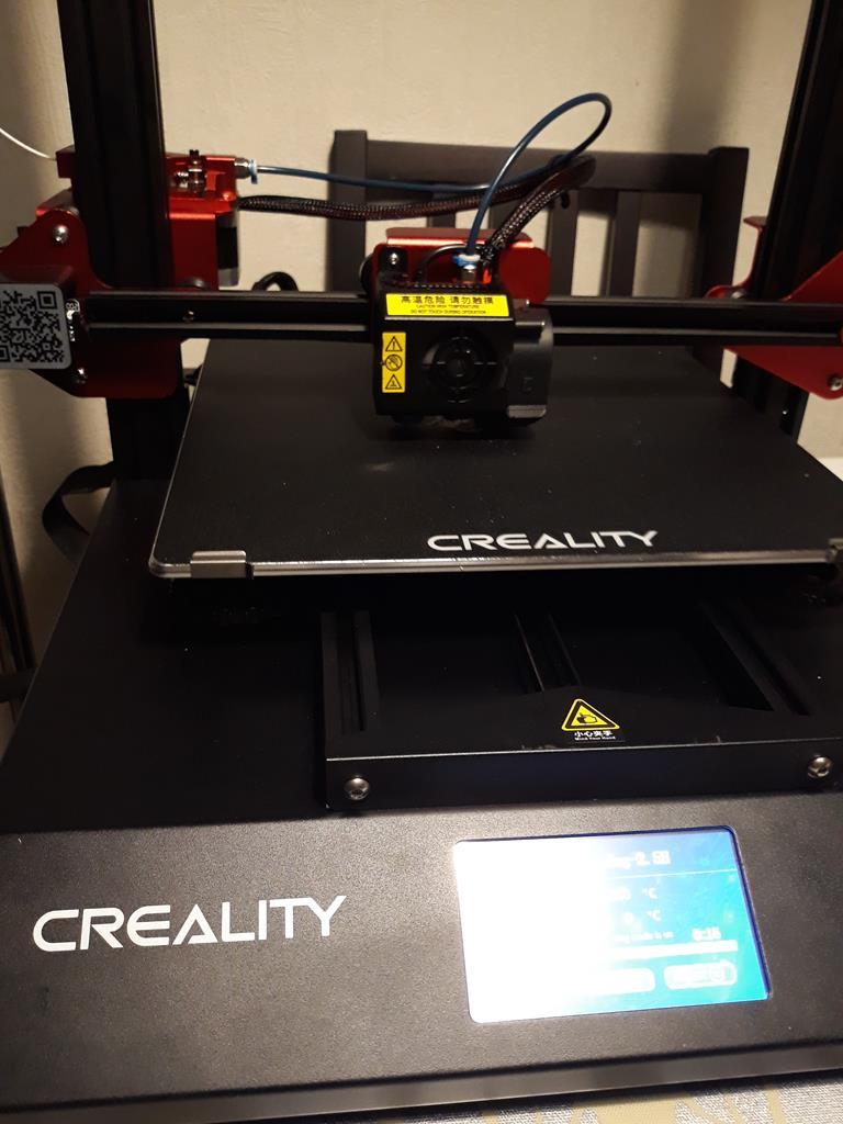 Creality CR10S Pro , mon nouveau jouet 3D 12