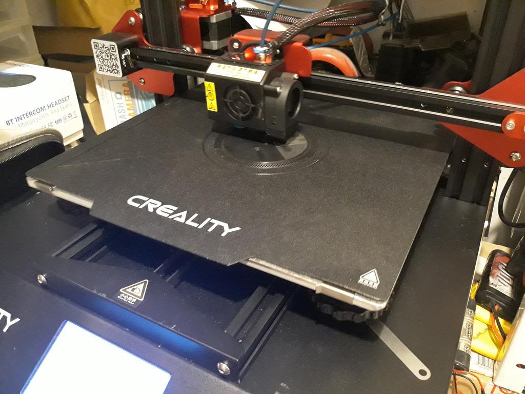 Creality CR10S Pro , mon nouveau jouet 3D 23