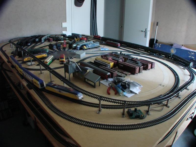 Mon locodrome a niveaux. 17