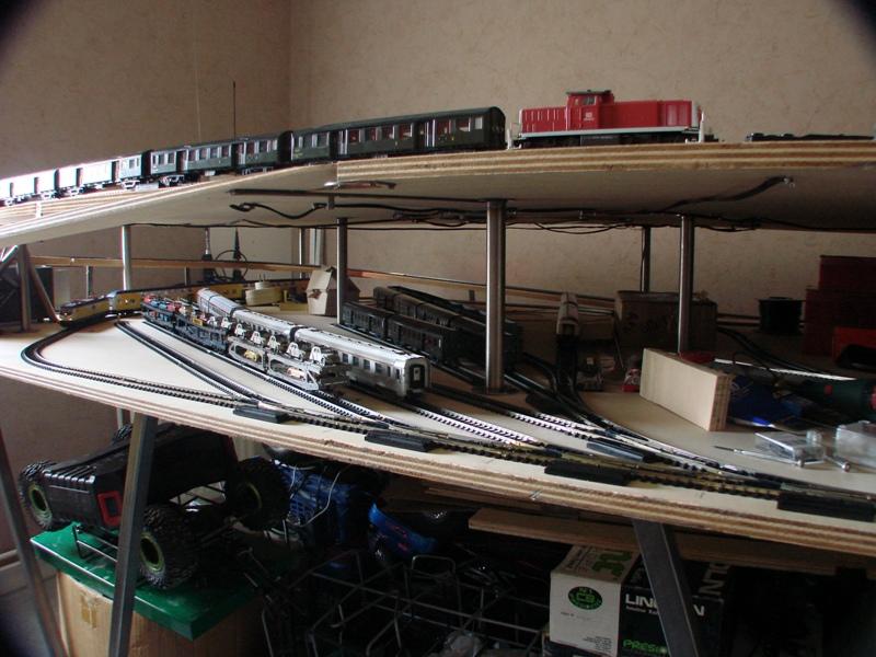 Mon locodrome a niveaux. 26