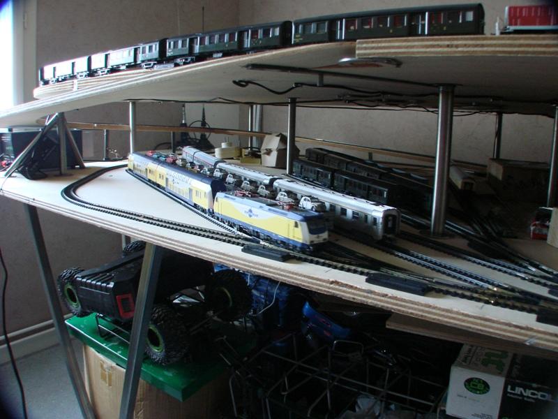 Mon locodrome a niveaux. 28