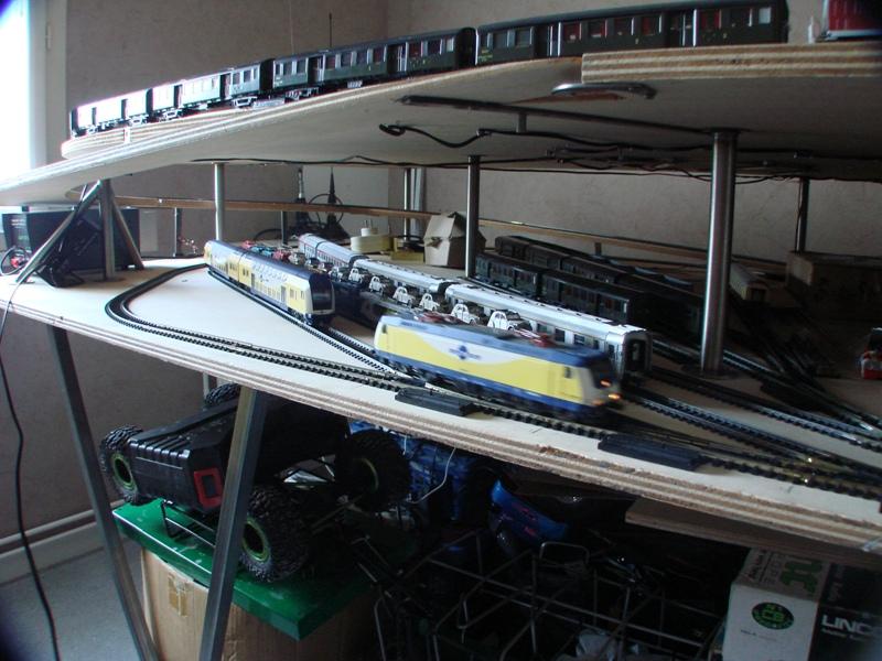 Mon locodrome a niveaux. 29