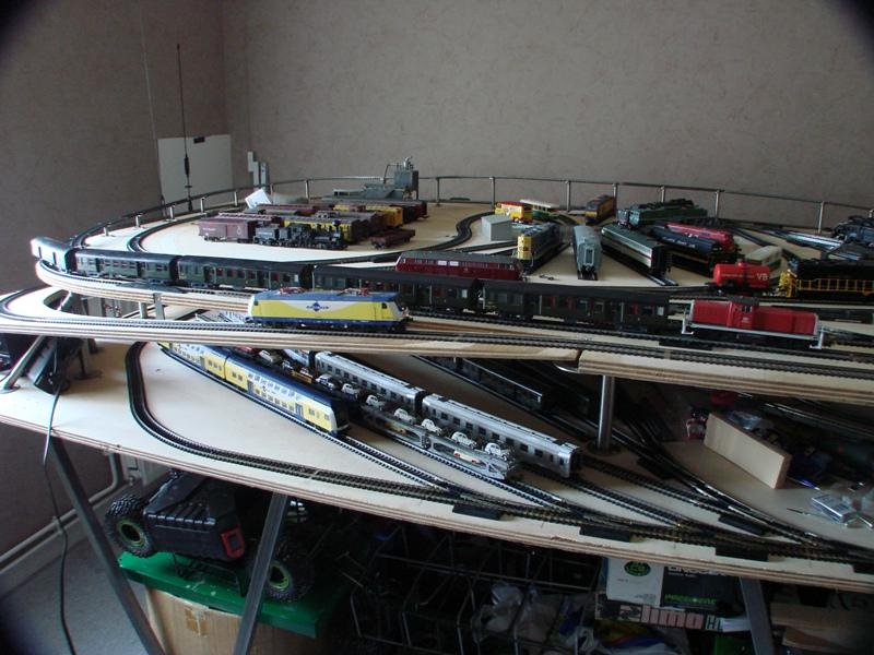 Mon locodrome a niveaux. 31