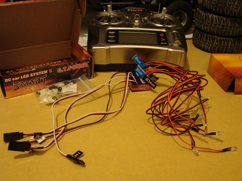 Radio Spectrum DX6i - Quelques astuces et reglages de base.  02
