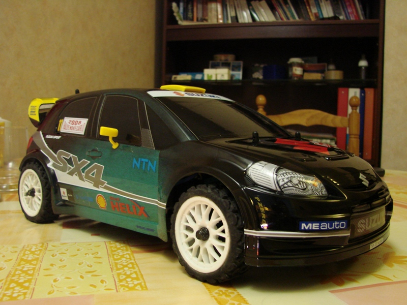 Kyosho EP pure ten  - Ma drifteuse 1/10 German Touch 12