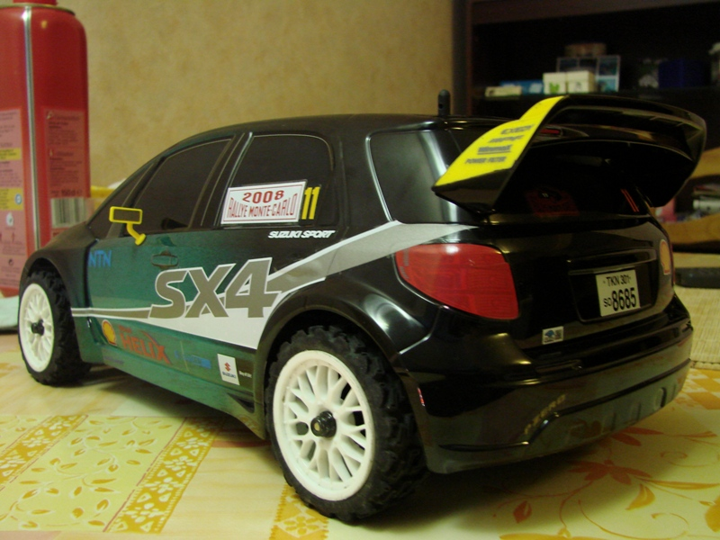 Kyosho EP pure ten  - Ma drifteuse 1/10 German Touch 13