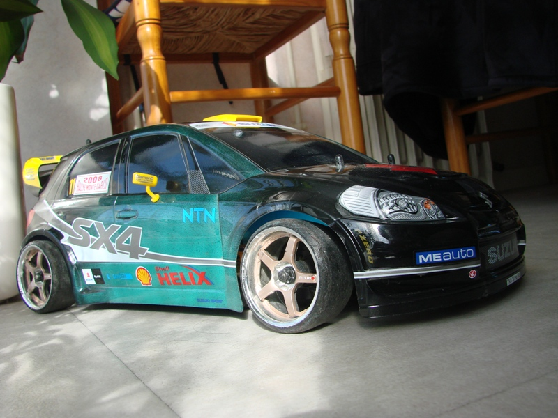 Kyosho EP pure ten  - Ma drifteuse 1/10 German Touch 20
