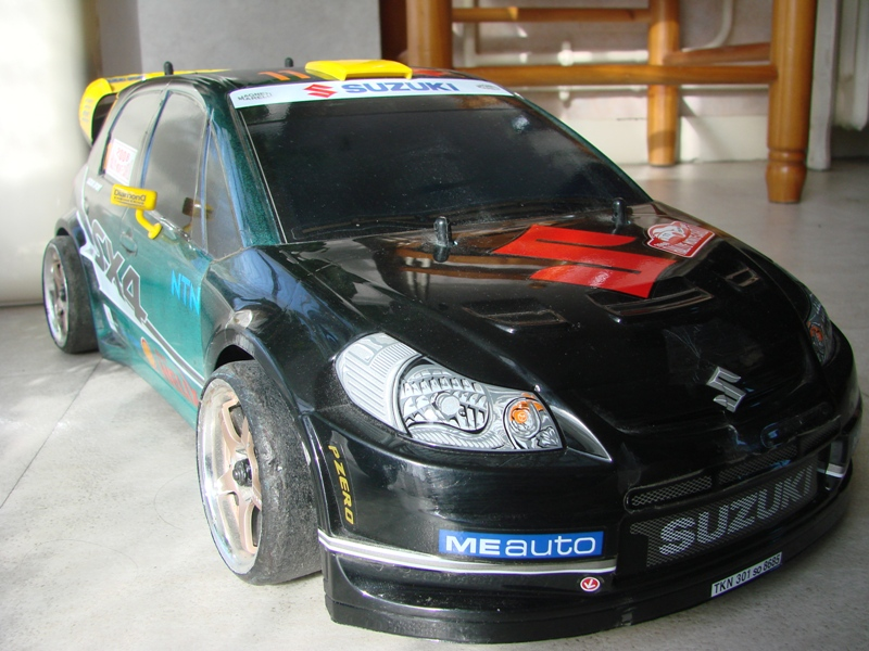 Kyosho EP pure ten  - Ma drifteuse 1/10 German Touch 21