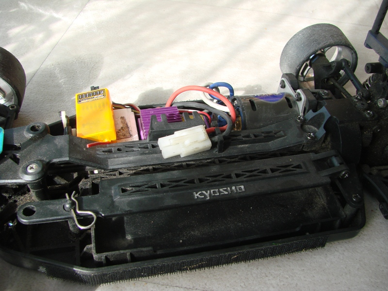 Kyosho EP pure ten  - Ma drifteuse 1/10 German Touch 29