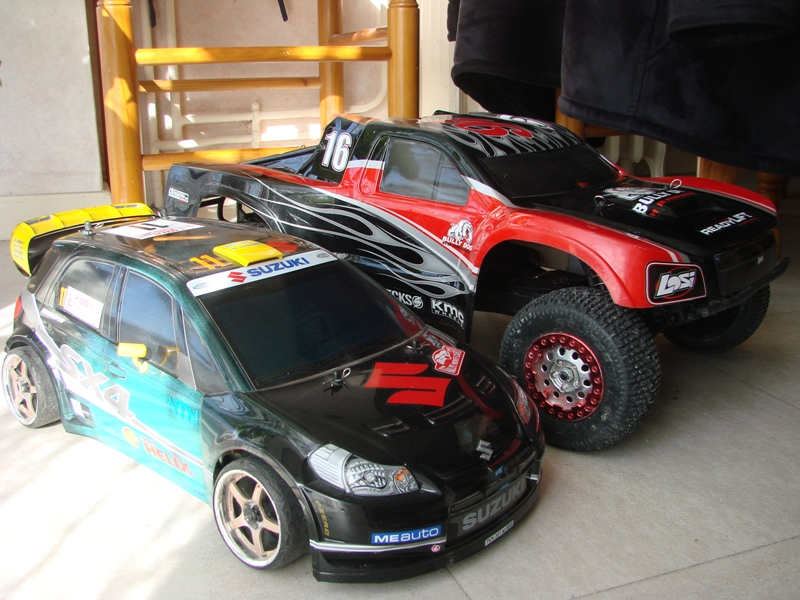 Kyosho EP pure ten  - Ma drifteuse 1/10 German Touch 31