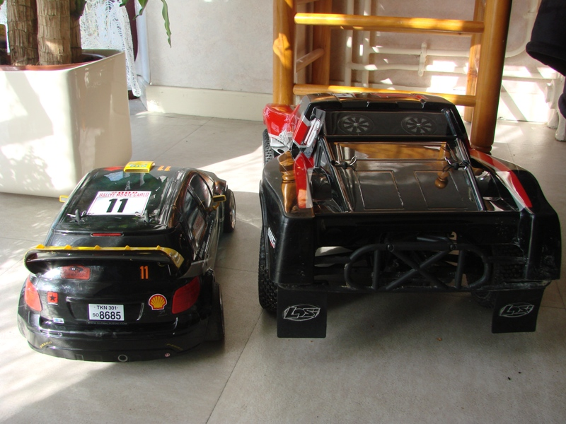 Kyosho EP pure ten  - Ma drifteuse 1/10 German Touch 32
