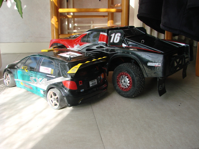 Kyosho EP pure ten  - Ma drifteuse 1/10 German Touch 33