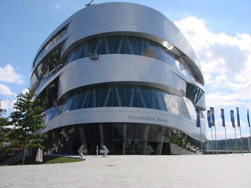 [Musée] Visite du musée MERCEDES-BENZ (280 Photos) 200
