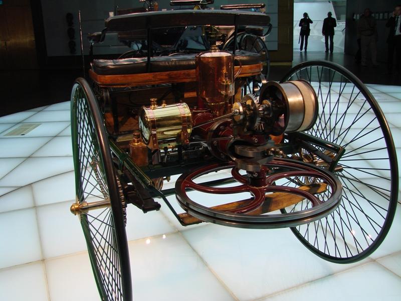 [Musée] Visite du musée MERCEDES-BENZ (280 Photos) 206
