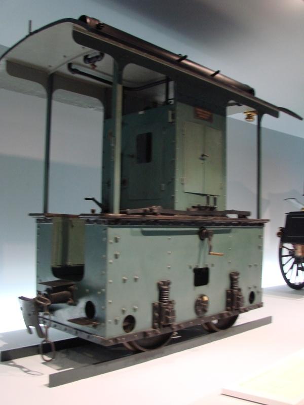 [Musée] Visite du musée MERCEDES-BENZ (280 Photos) 218
