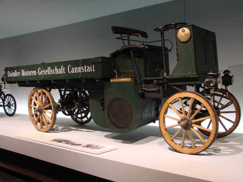 [Musée] Visite du musée MERCEDES-BENZ (280 Photos) 224