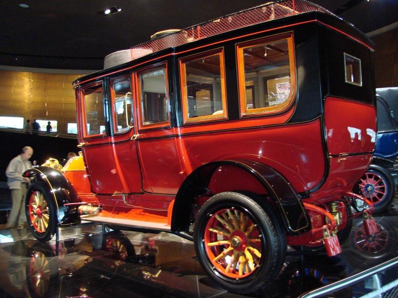 [Musée] Visite du musée MERCEDES-BENZ (280 Photos) 236