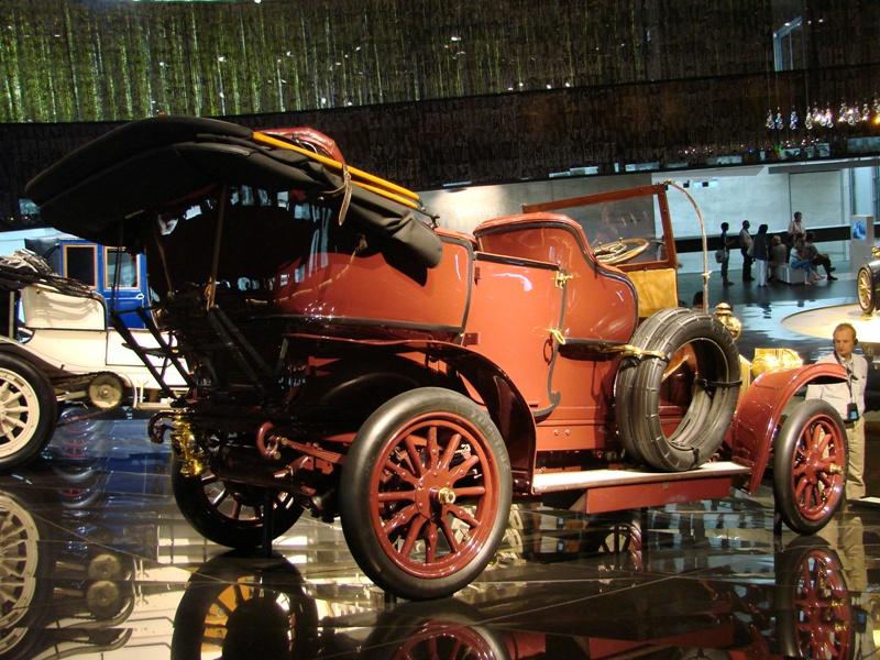 [Musée] Visite du musée MERCEDES-BENZ (280 Photos) 239