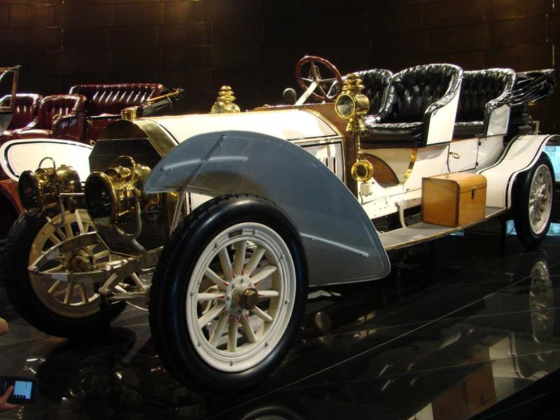[Musée] Visite du musée MERCEDES-BENZ (280 Photos) 241