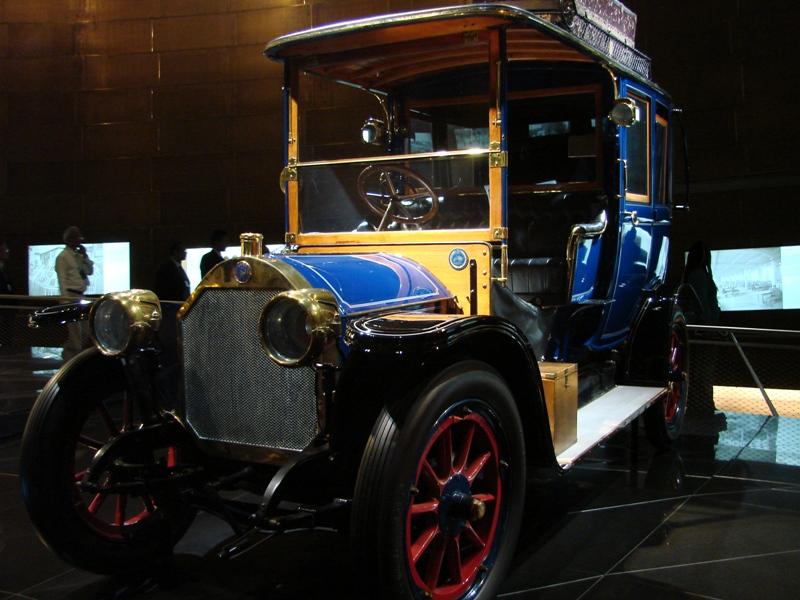 [Musée] Visite du musée MERCEDES-BENZ (280 Photos) 245