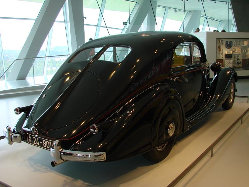 [Musée] Visite du musée MERCEDES-BENZ (280 Photos) 252