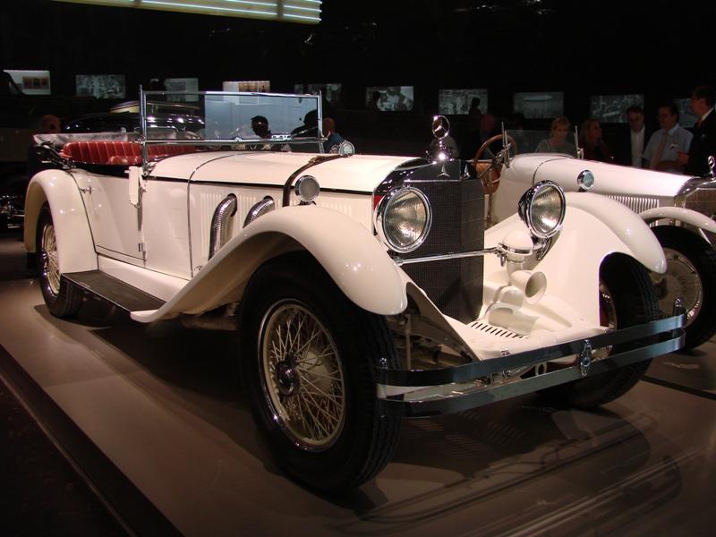 [Musée] Visite du musée MERCEDES-BENZ (280 Photos) 274