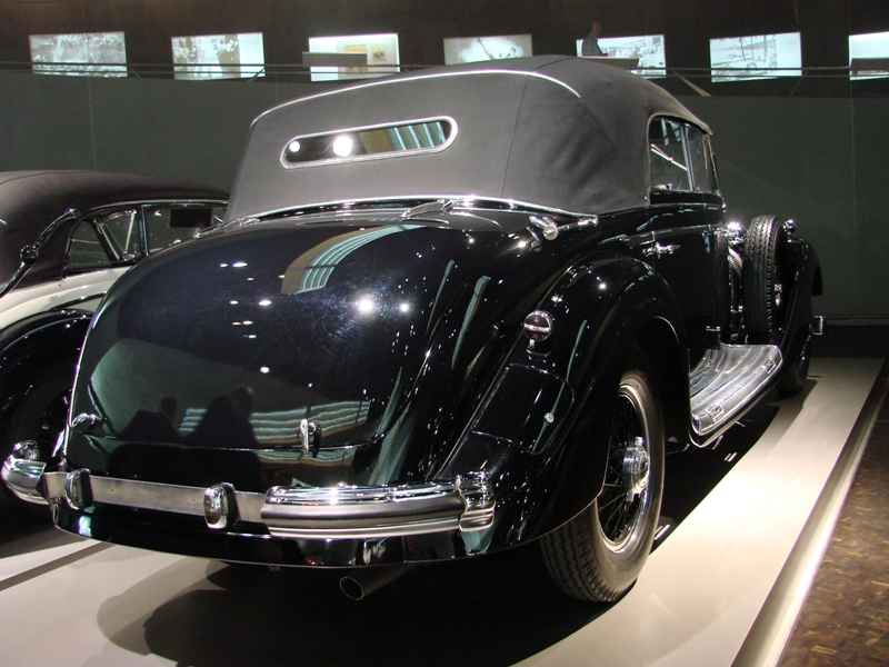 [Musée] Visite du musée MERCEDES-BENZ (280 Photos) 281