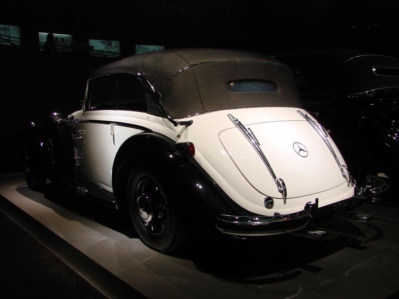 [Musée] Visite du musée MERCEDES-BENZ (280 Photos) 284