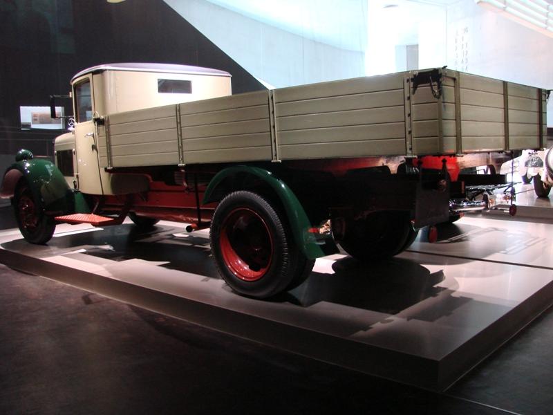 [Musée] Visite du musée MERCEDES-BENZ (280 Photos) 287