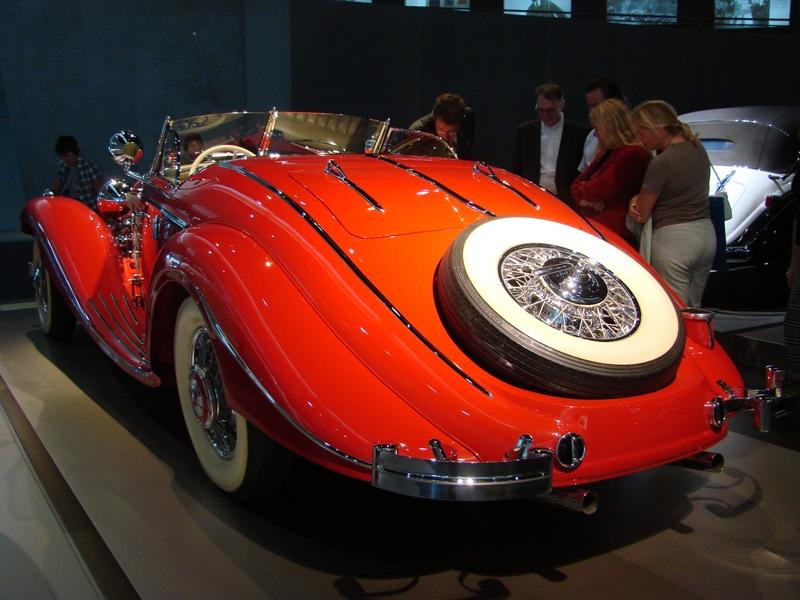 [Musée] Visite du musée MERCEDES-BENZ (280 Photos) 293