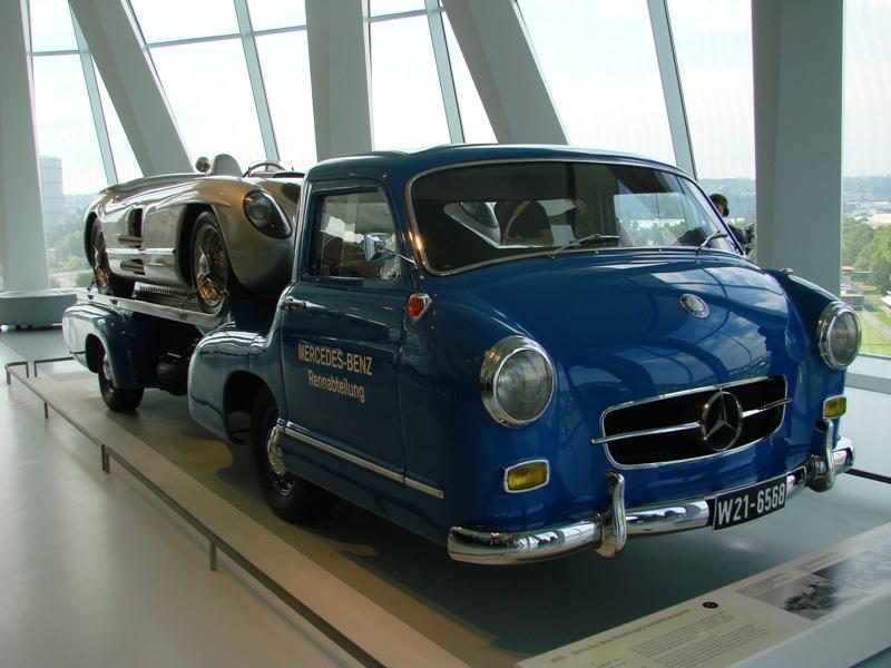 [Musée] Visite du musée MERCEDES-BENZ (280 Photos) 314