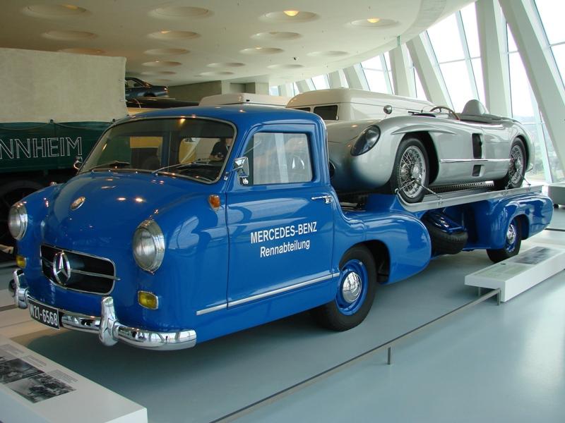 [Musée] Visite du musée MERCEDES-BENZ (280 Photos) 315