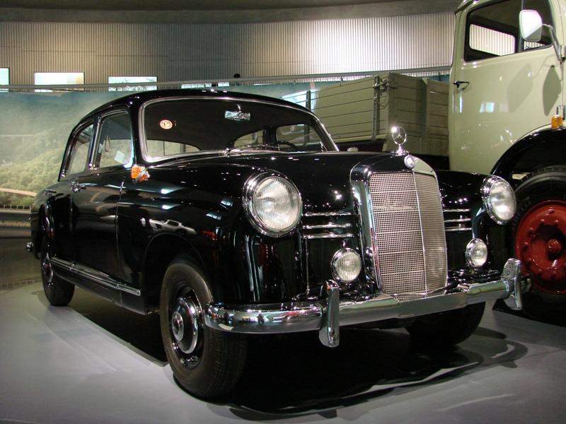 [Musée] Visite du musée MERCEDES-BENZ (280 Photos) 344