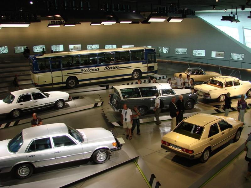 [Musée] Visite du musée MERCEDES-BENZ (280 Photos) 380