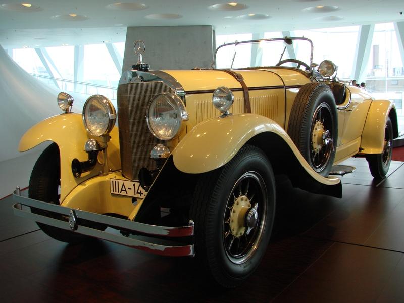 [Musée] Visite du musée MERCEDES-BENZ (280 Photos) 403