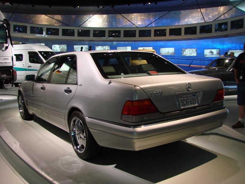 [Musée] Visite du musée MERCEDES-BENZ (280 Photos) 442