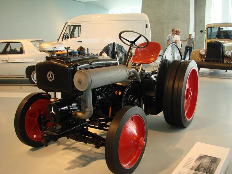 [Musée] Visite du musée MERCEDES-BENZ (280 Photos) 455
