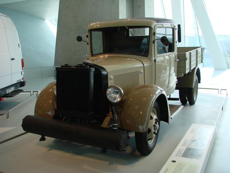[Musée] Visite du musée MERCEDES-BENZ (280 Photos) 468