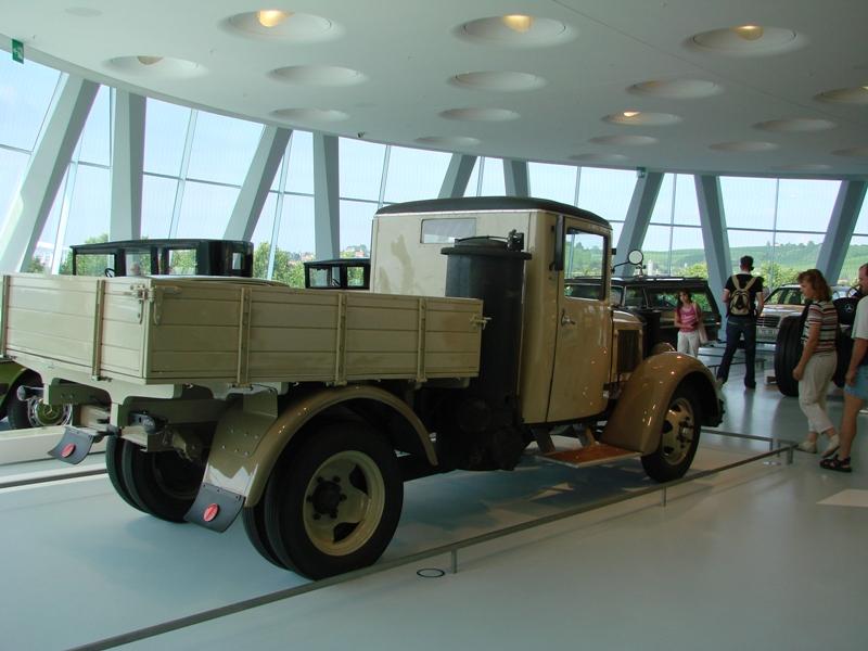 [Musée] Visite du musée MERCEDES-BENZ (280 Photos) 469