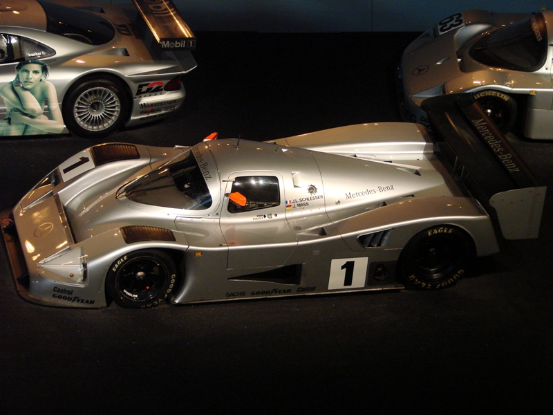 [Musée] Visite du musée MERCEDES-BENZ (280 Photos) 510