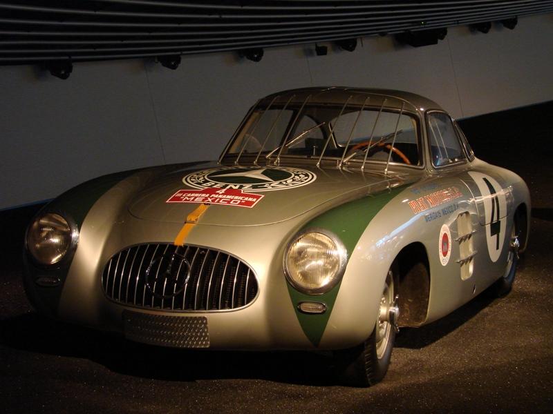 [Musée] Visite du musée MERCEDES-BENZ (280 Photos) 519