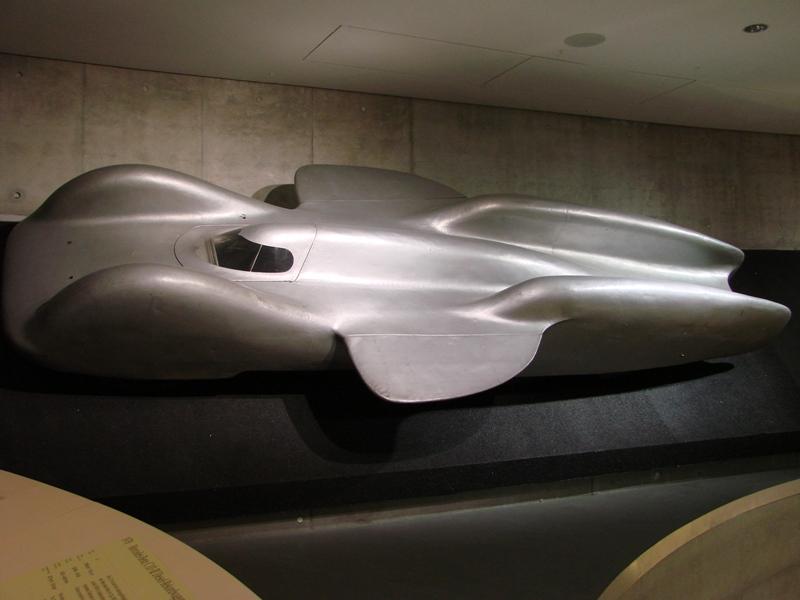 [Musée] Visite du musée MERCEDES-BENZ (280 Photos) 540