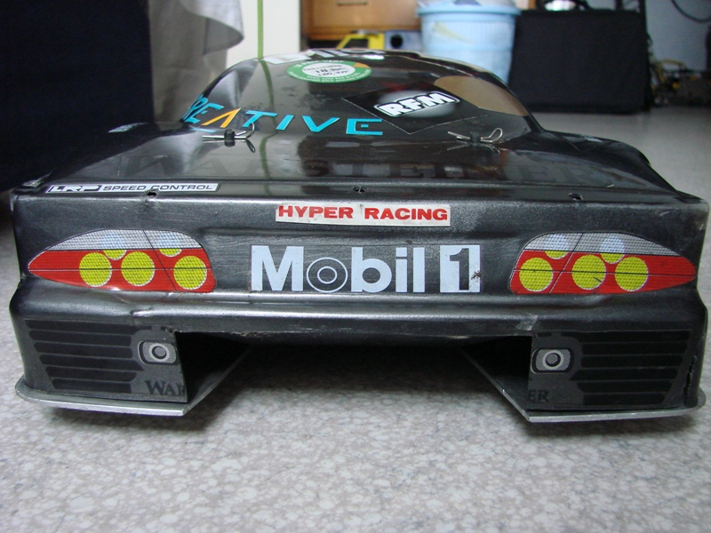 Shaft Avioracing 1/10 Voiture Thermique Rally : Ma première thermique 04