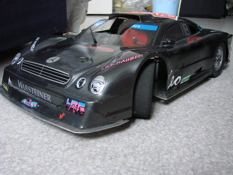 Shaft Avioracing 1/10 Voiture Thermique Rally : Ma première thermique 05