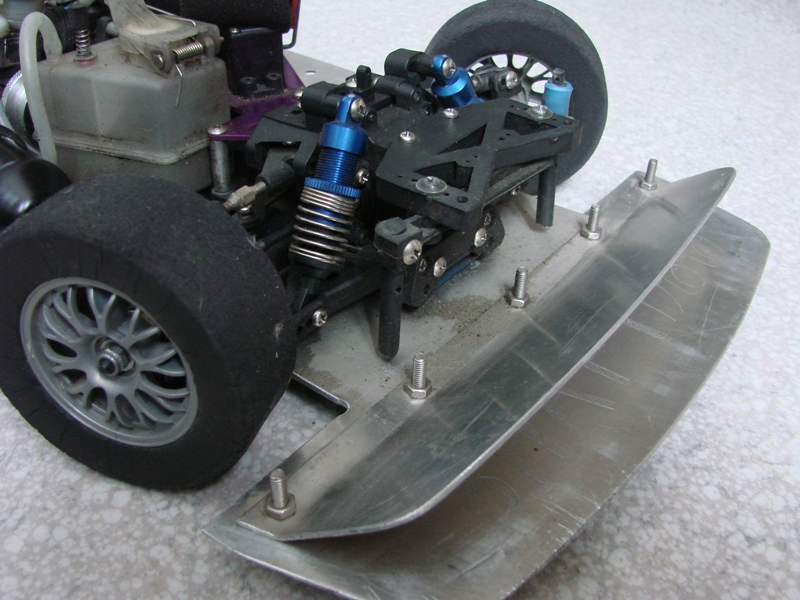 Shaft Avioracing 1/10 Voiture Thermique Rally : Ma première thermique 13